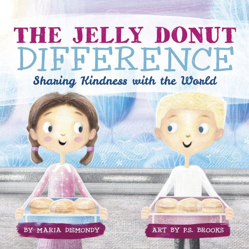 Jelly Donut book