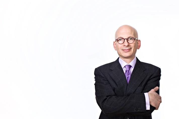 Brian Bloom credit Seth Godin suit